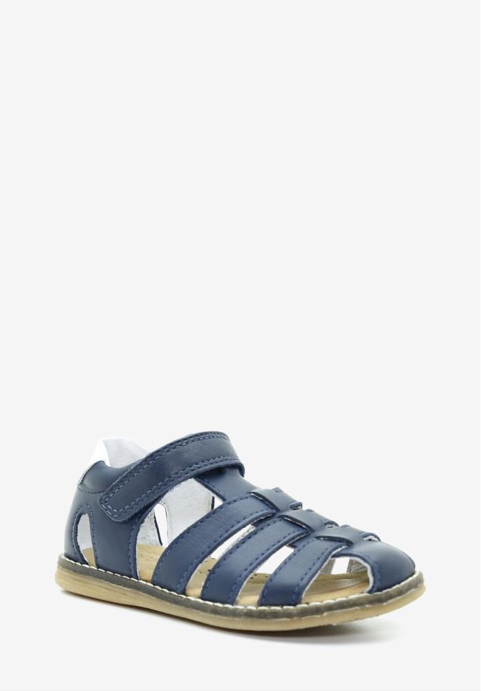 chaussure bebe premiers pas bottine Nadro  Gris