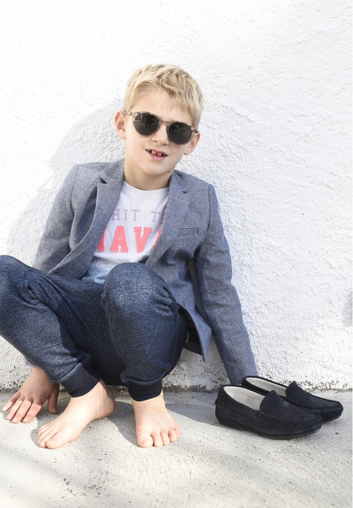 chaussure enfants - Mocassin - Garçon
