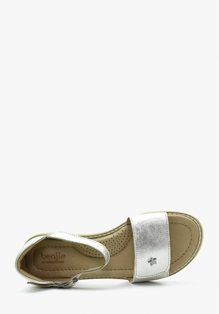 Sandale Cuir Fille Junior