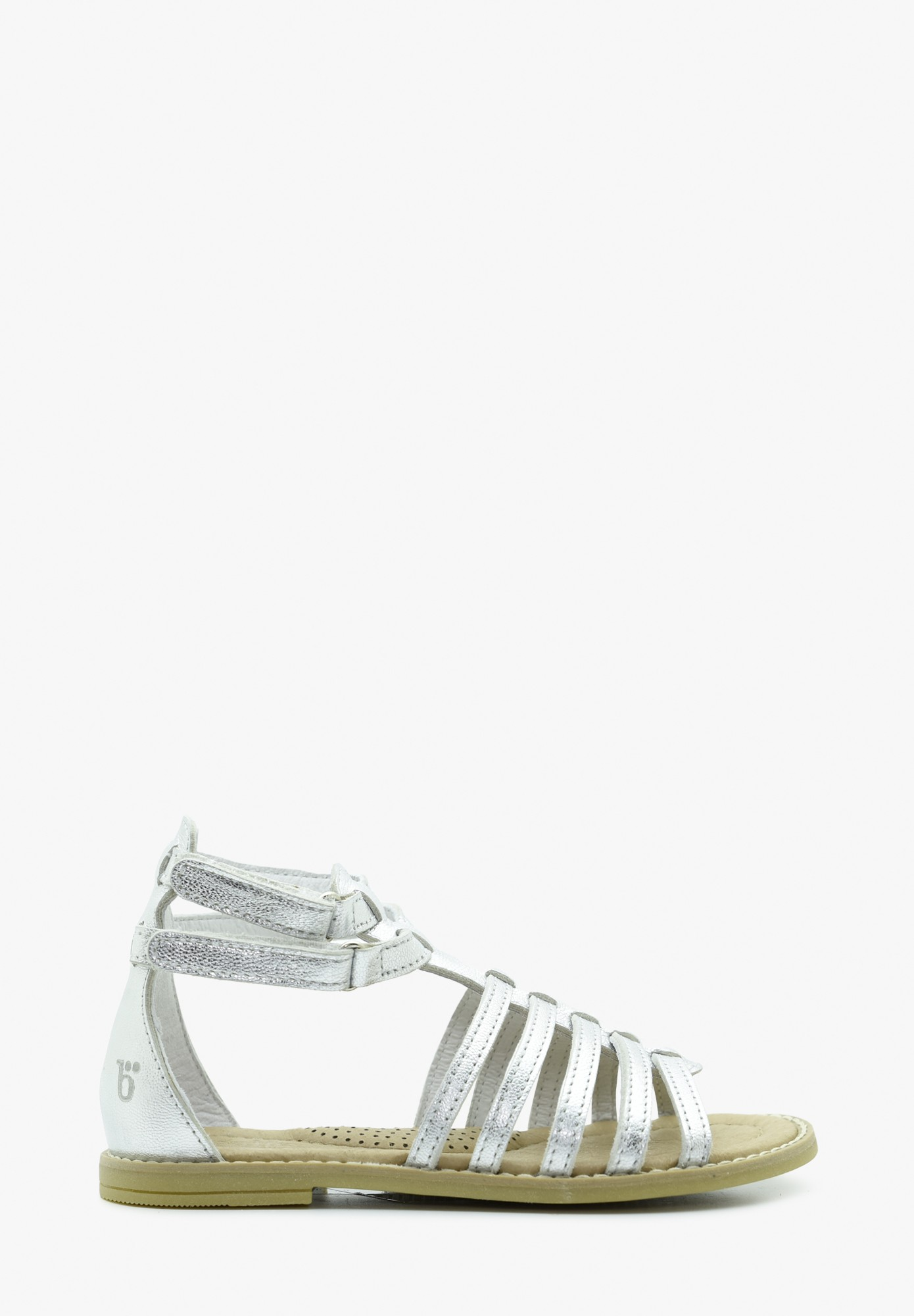 Kid Girl Leather Sandals