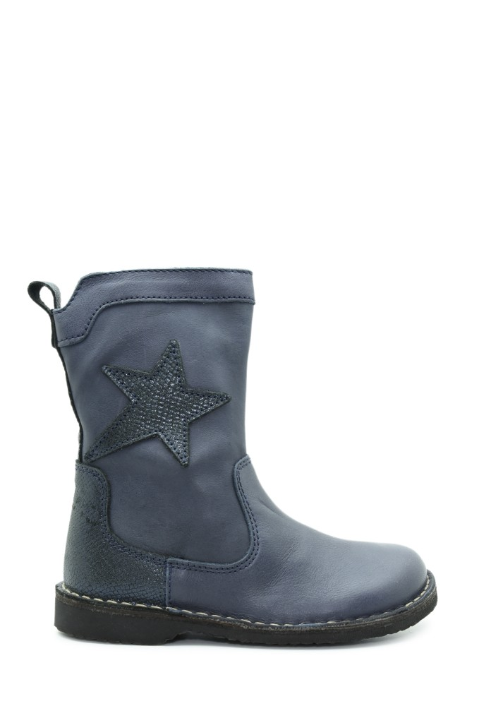 Ometto star velcro Argent