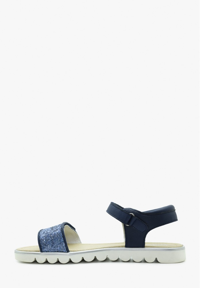 Junior Girl Leather Sandals