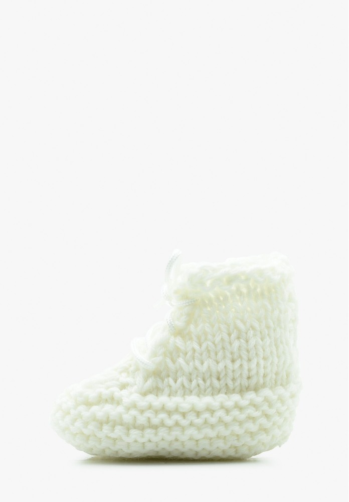 crochet baby shoes - Sleepers - Boy and Girl