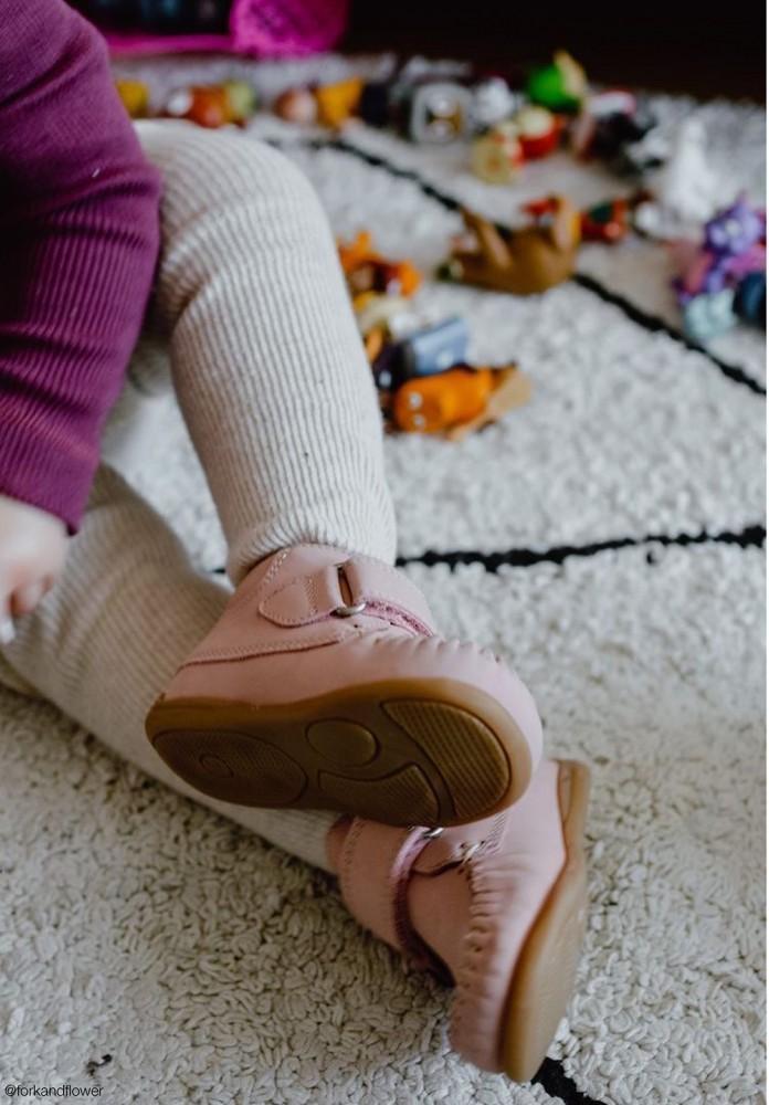 chaussure bébé - Mocassin - Fille