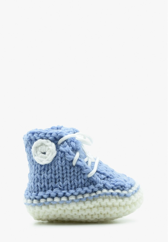 crochet baby shoes - Slippers - Boy and Girl