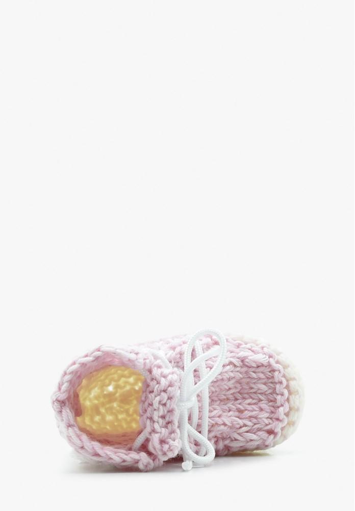 crochet baby shoes - Slippers - Girl