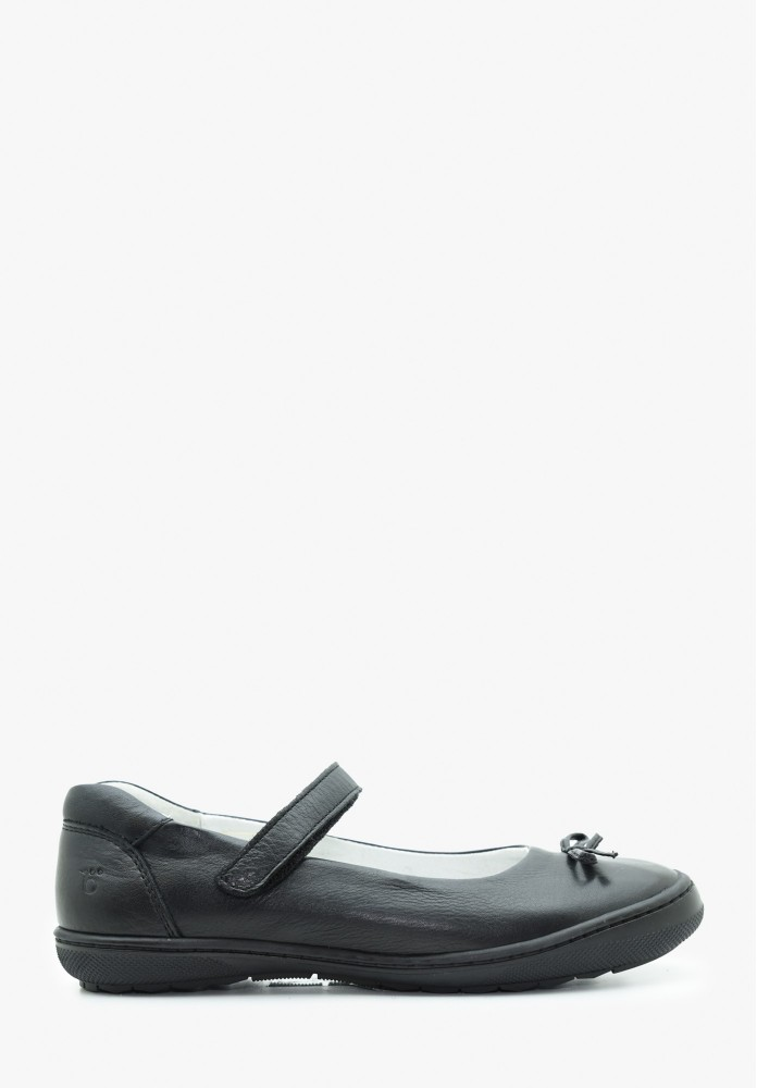 Ballerine Cuir Fille Junior