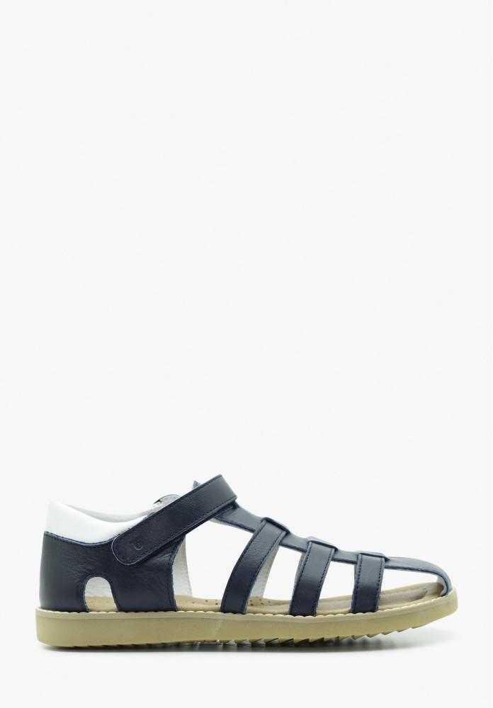 Sandale Cuir Garçon Junior