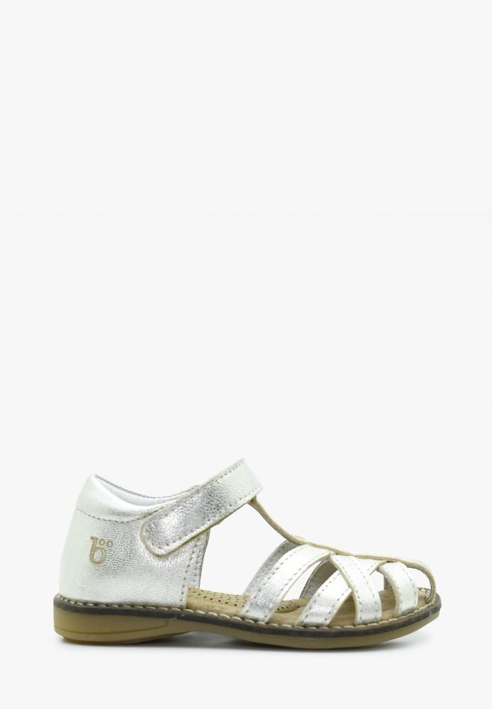 Kleinkinder Mädchen Leder Sandale
