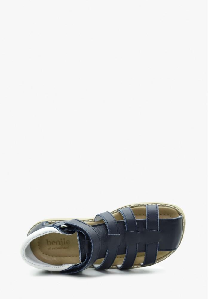 Sandale Cuir Garçon Enfant