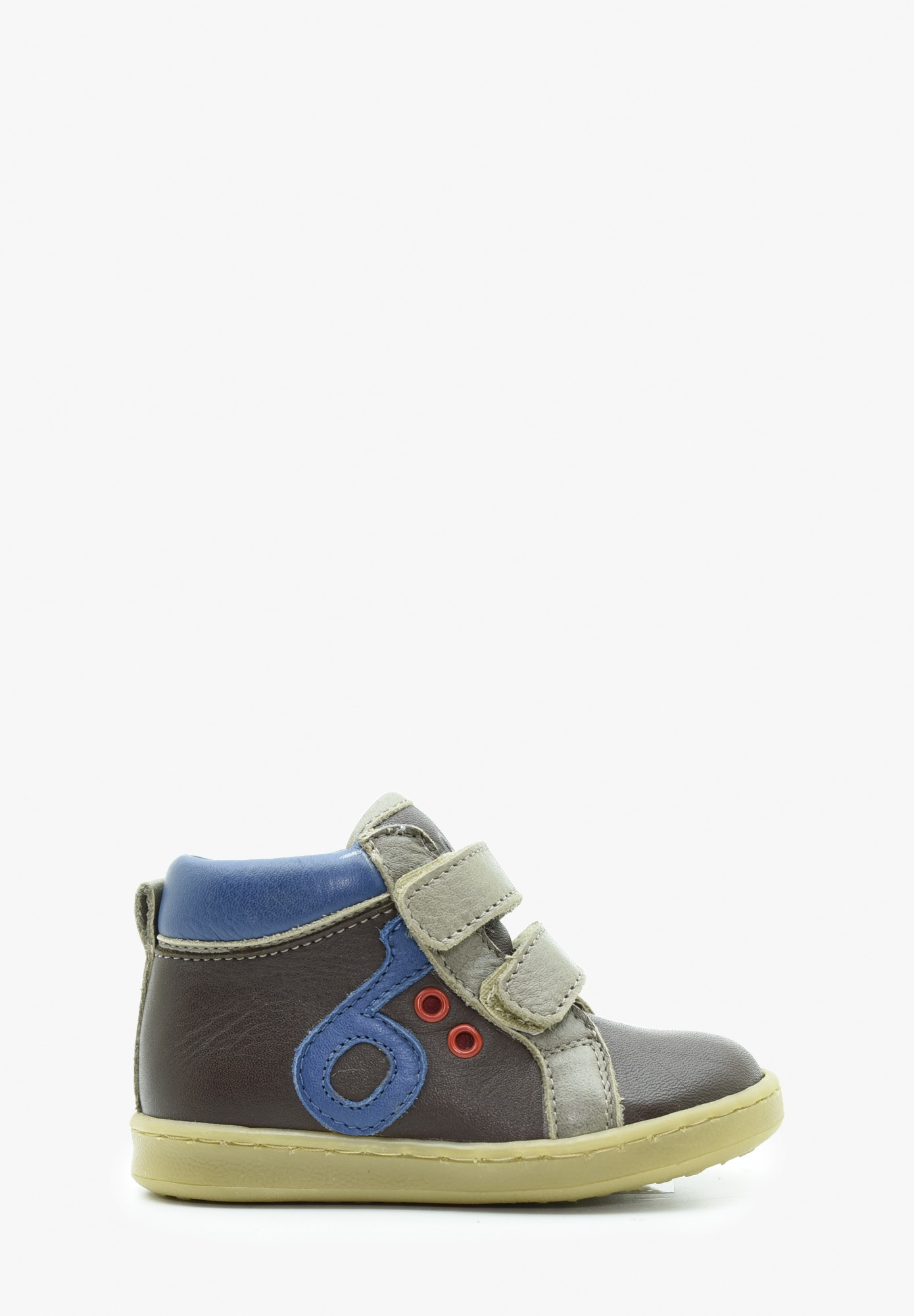 First steps Boy Leather Sneakers