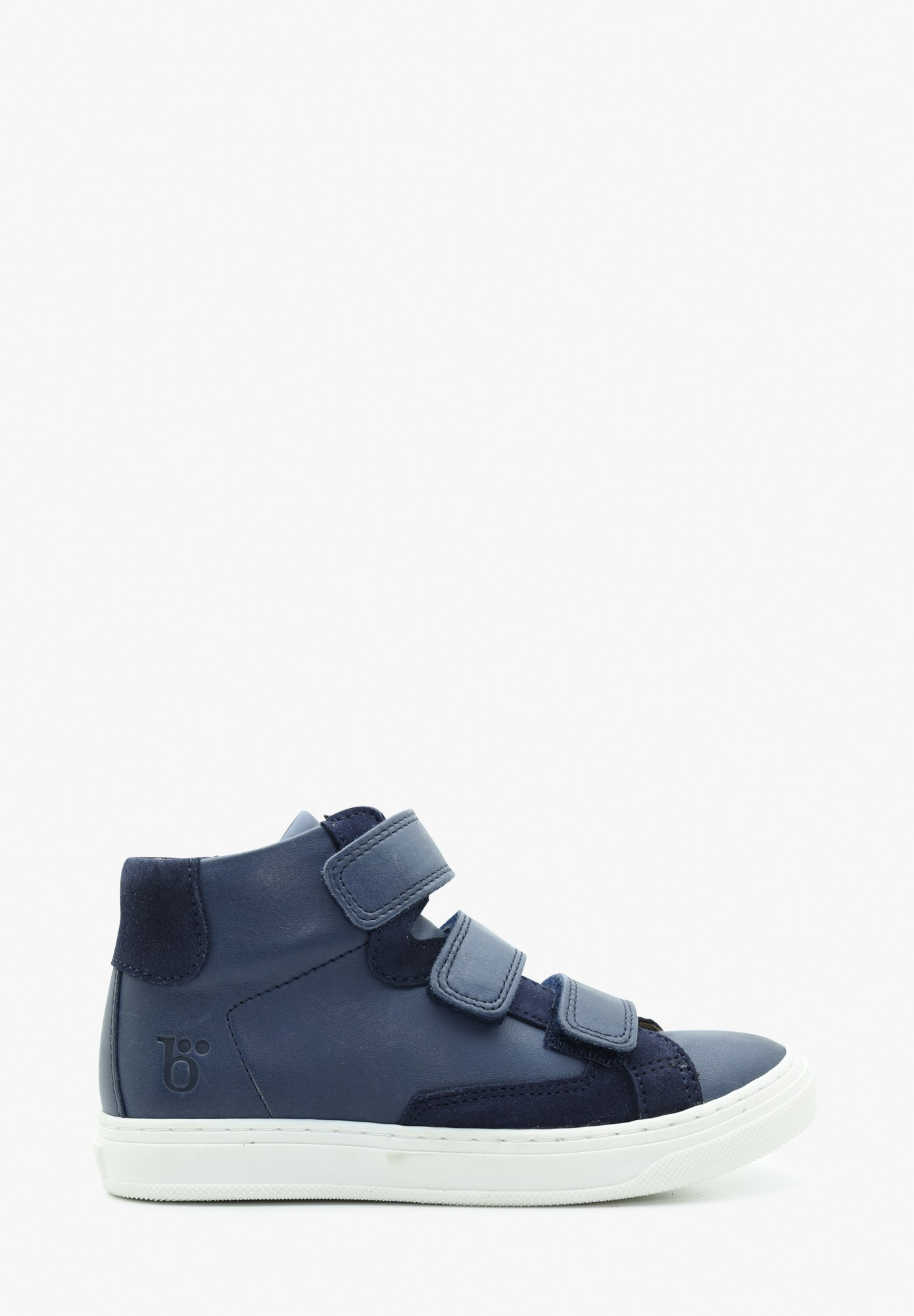 Kid Boy Leather Sneakers