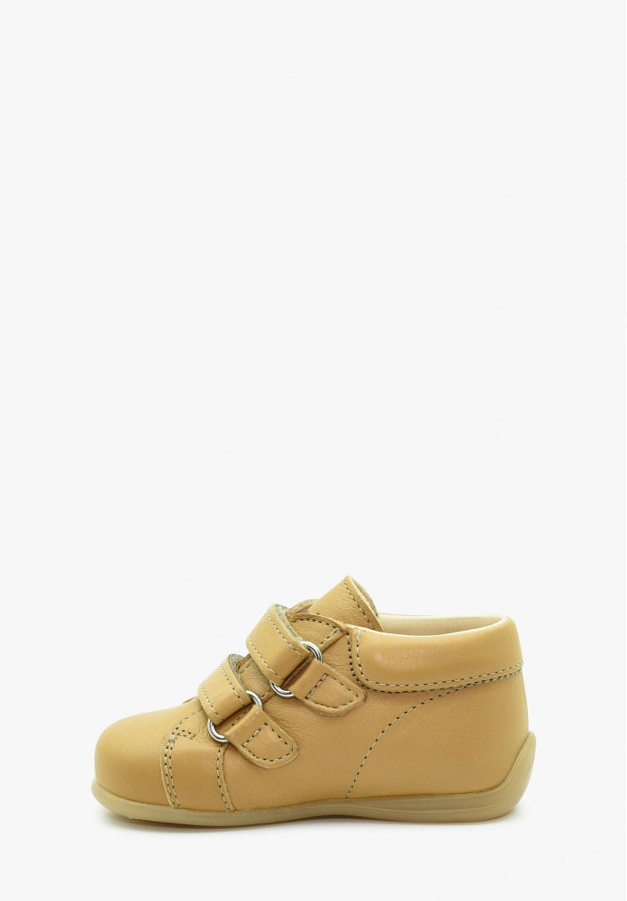 First steps Boy and Girl Leather Shoes